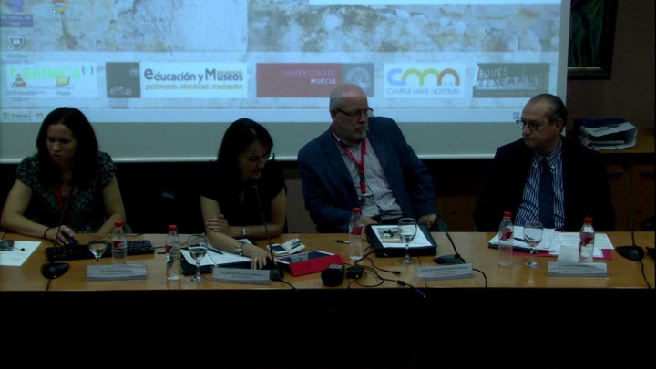 Mesa 5. Las TICs en los museos. Jordi Pardo Rodríguez