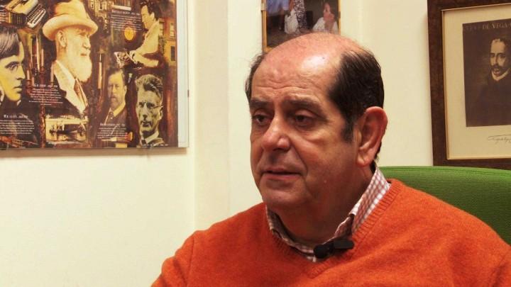 Entrevista a Francisco Javier Díez de Revenga