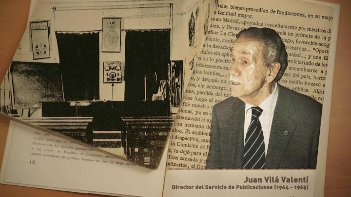 Entrevista a Juan Vilá Valentí