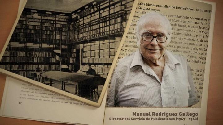 Entrevista a Manuel Rodríguez Gallego