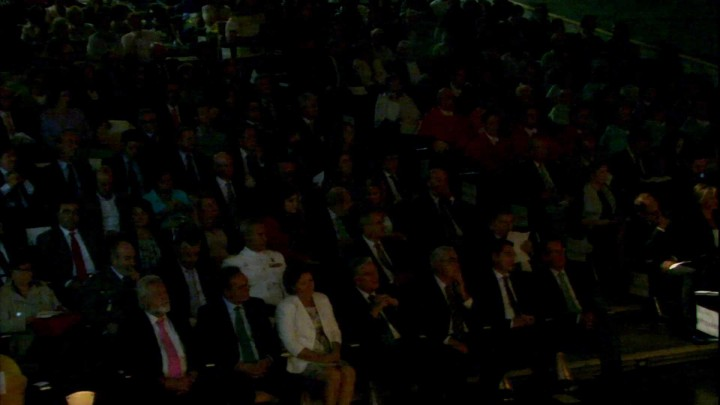 Intervención del Rector de la Universidad Politécnica de Cartagena