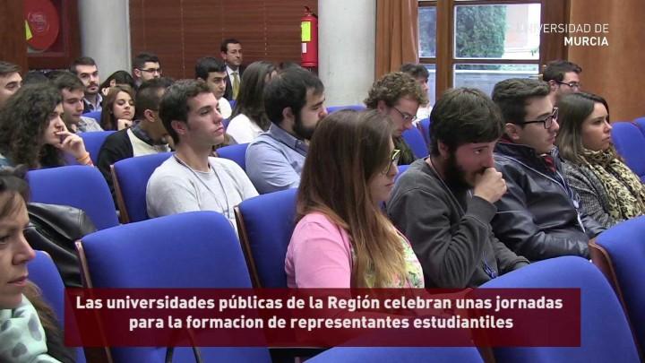 Jornadas formación representantes estudiantiles