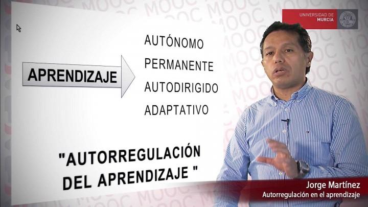 Autorregulación del aprendizaje