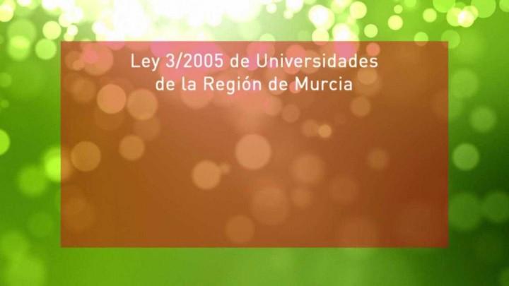 Presentación Presupuestos Universidad de Murcia 2015