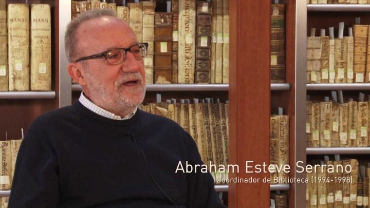 Entrevista a Abraham Esteve