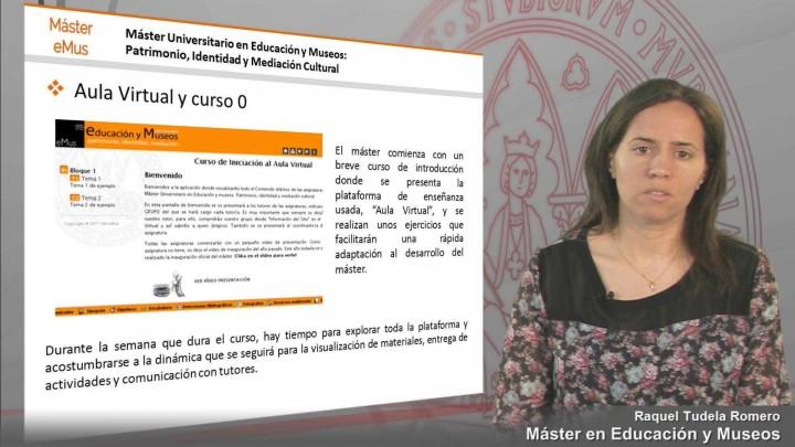 Tutorial sobre procedimientos de administración y gestión relacionados con la preinscripción, matríc