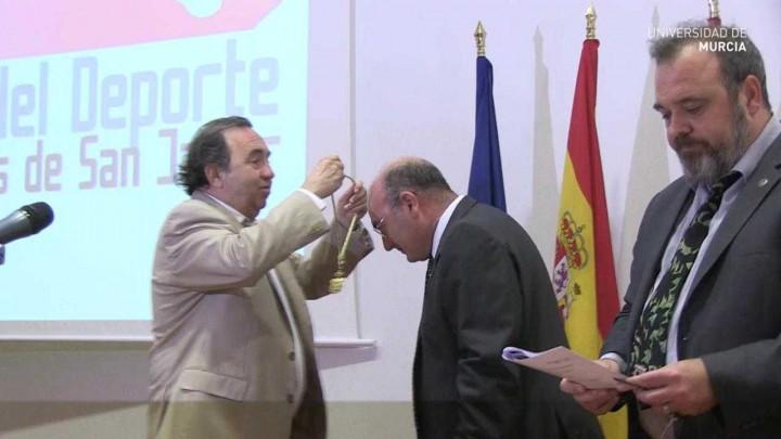 Arturo Díaz Suárez nuevo Decano Facultad Ciencias del Deporte