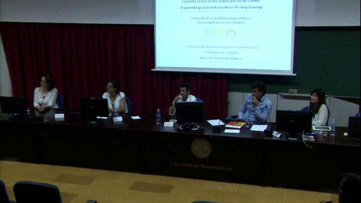 """Mesa """"Alfabetización sin barreras: Empoderamiento y diversidad"""""""