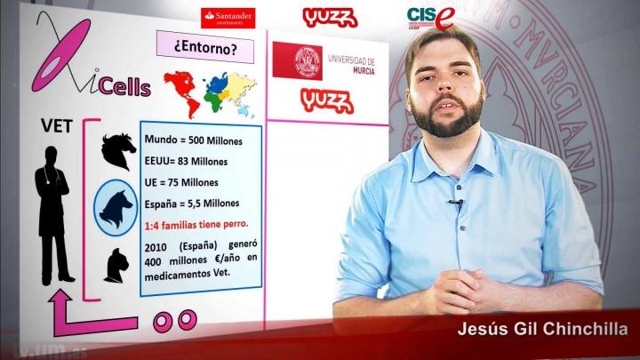 Participante YUZZ Murcia: XICELLS