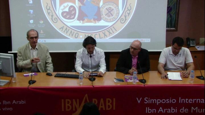 Apertura Simposio Internacional Ibn Arabí