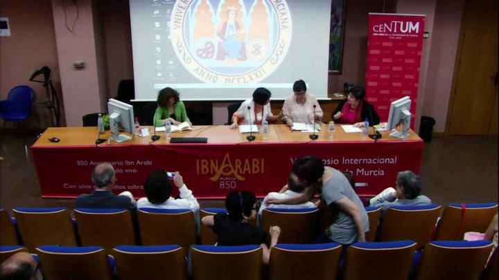 Presentación del libro de Luce López-Baralt y Gloria Maité, Miguel Asín Palacios, estudiante de sáns