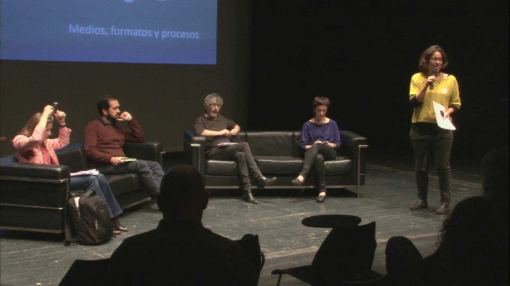 Analisys roundtable: Media, formats and processes