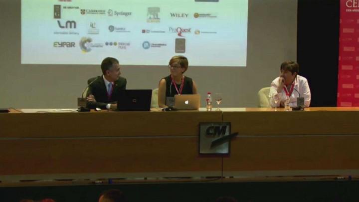 """""""Symposium: Herramienta de apoyo a la difusión del conocimiento"""""""