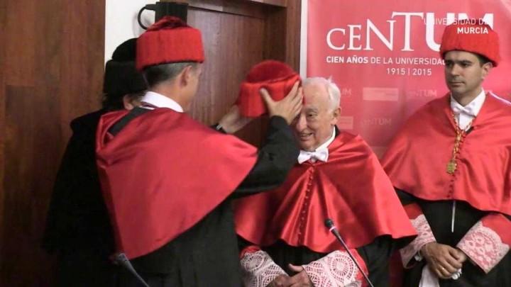 Investidura Hans Ankum Doctor Honoris Causa