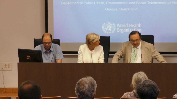Emisión electromagnética y salud, balance de la Organización Mundial de la Salud