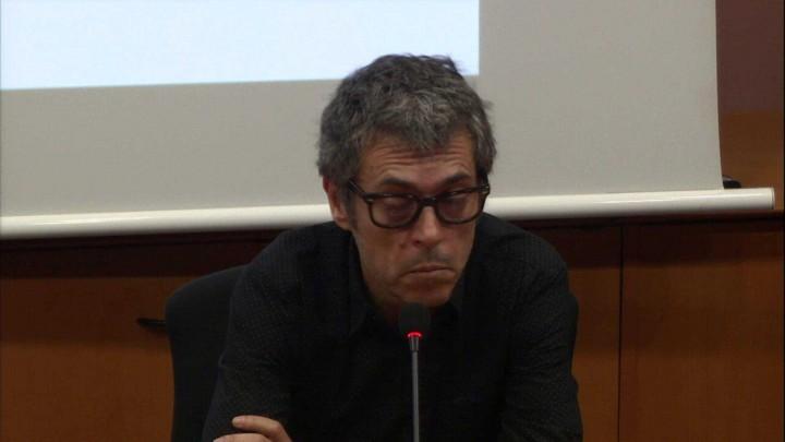 Conferencia Iván Ferreiro