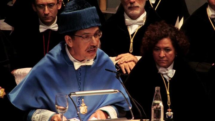 Solemne acto de apertura del curso académico 2015/2016 de las universidades españolas