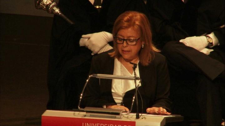 Acto académico Santo Tomás de Aquino 2016 e investidura Doctora Honoris Causa Dña. Adela Cortina