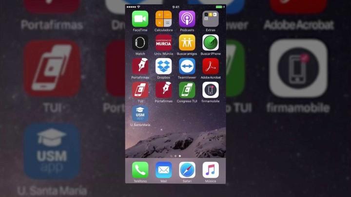 Instalación de un certificado en un dispositivo iPhone