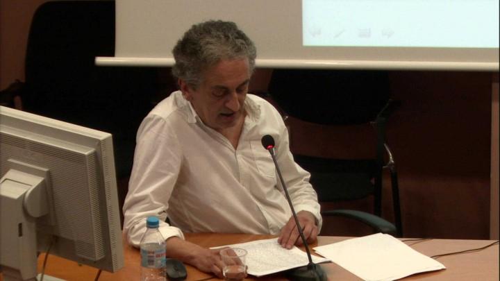 Fernando Mora: La geometría de los Nombres divinos.