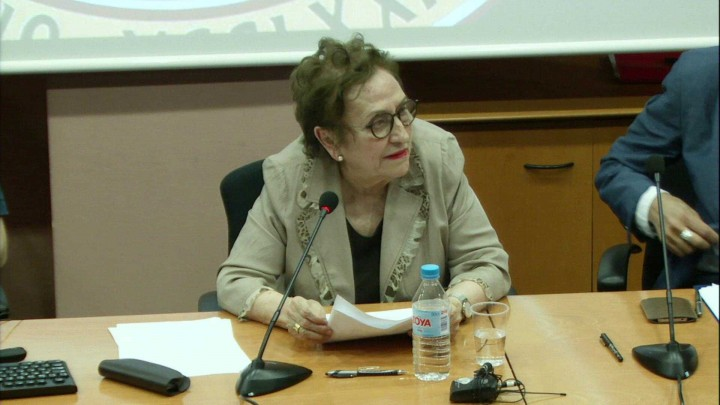 Isabel Sancho García: La presencia en Hannah Arendt.