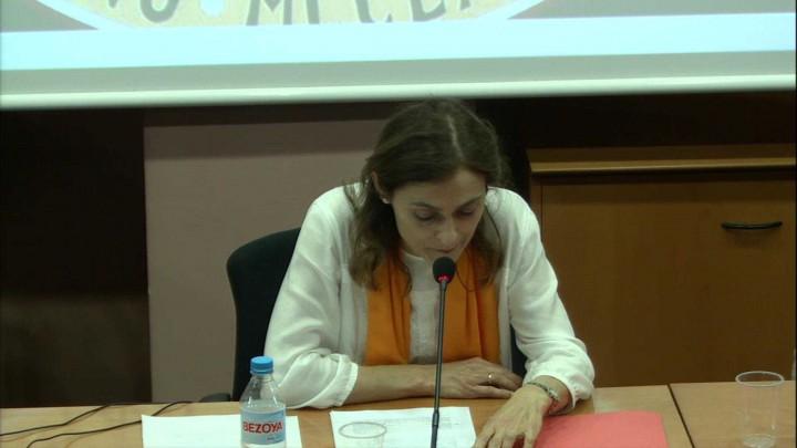 Carmen Piñas Saura: María Zambrano: exilio y morada de la Shejiná.