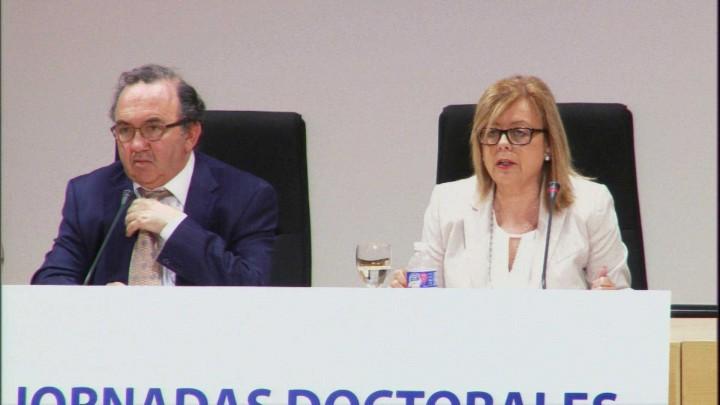 8. Clausura de las II Jornadas Doctorales de la Universidad de Murcia