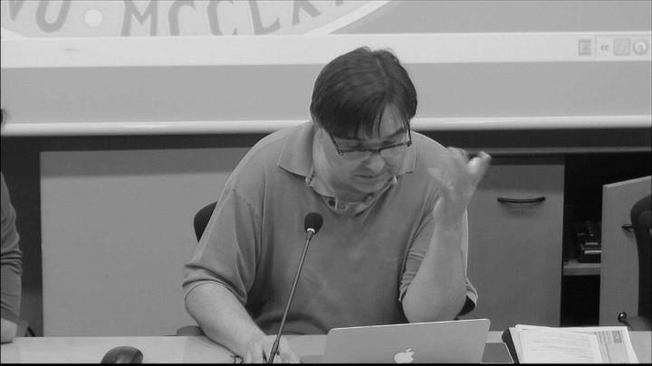 """Antonio Campillo, Universidad de Murcia """"El derecho a tener un lugar en el mundo"""""""