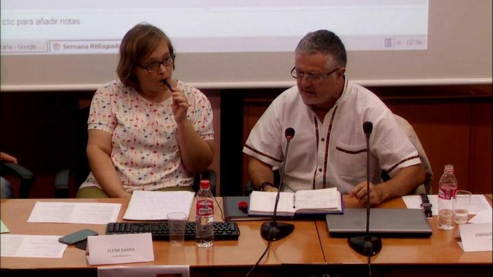 Elena Gadea. Sesión 2: : Conflicto, refugio y derechos humanos en América Latina y Canadá