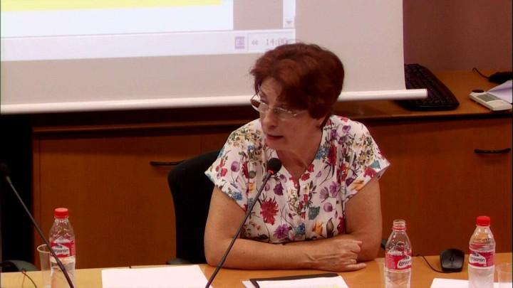 """Consuelo Gómez, Amnistía Internacional """"Quiero un lugar seguro"""""""
