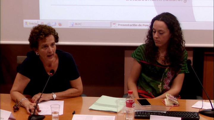 Isabel Cutillas. Sesión 3: Mujeres y niñas refugiadas