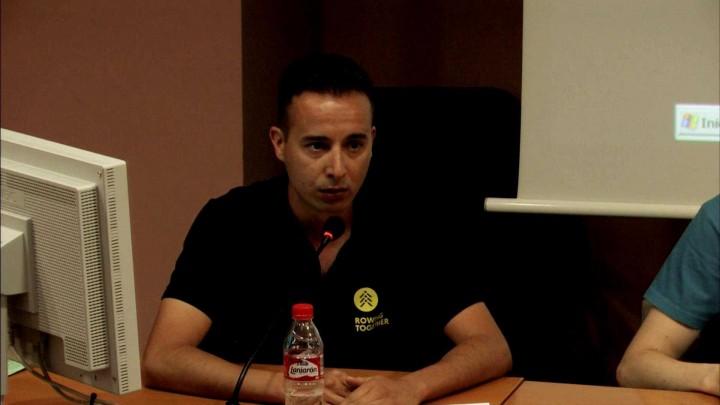 Manuel Pérez Gambín, Rowing Together y Proactiva Open Arms