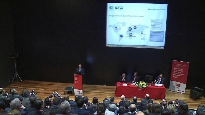 01 - Inauguración del IV International University Smart Card Congress