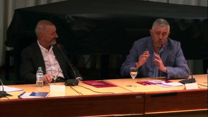 Charla-coloquio Arturo Pérez-Reverte