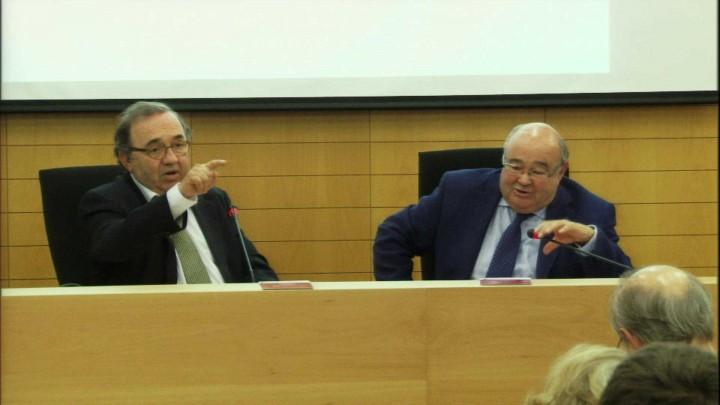 Ronda de preguntas de la conferencia de José Carlos Gómez Sal