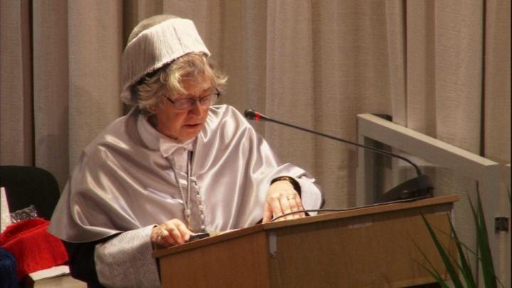 Solemne acto de investidura como Doctora Honoris Causa de la Excma. Sra. Dña. Rosamaría Alberdi