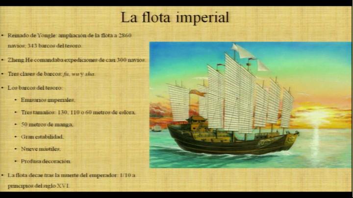 Antes que Portugal estuvo China: Zheng He y las siete expediciones del Índico