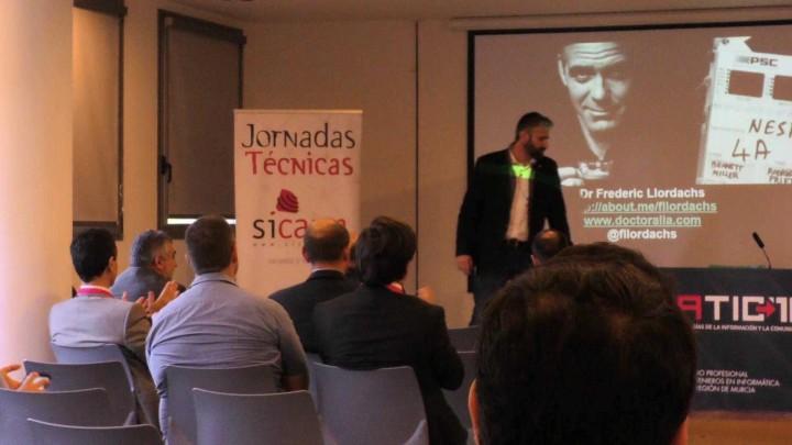 Highlight DíaTIC 2016 - Jornada SmartHealth