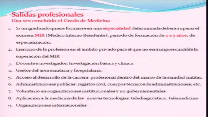 4.- Medicina