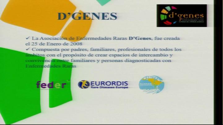 Las voces del alumnado con enfermedades raras y sus familias en la Región de Murcia.