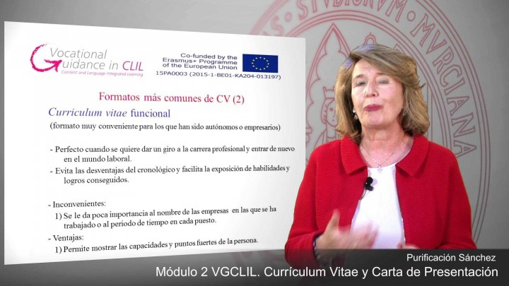 Proyecto Vocational Guidance in CLIL