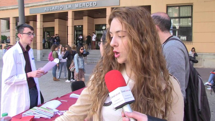 Feria de la salud en La Merced