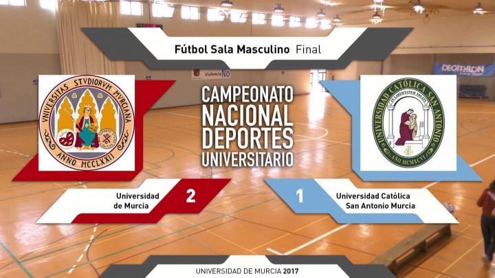Universidad de Murcia - Universidad Católica de San Antonio Murcia