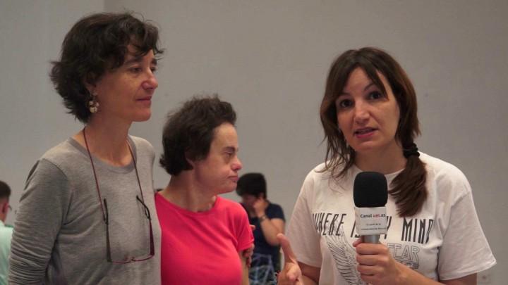 Curso en Bellas Artes para persona con síndrome de down