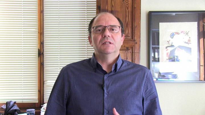 Declaraciones José María Abellán sobre traslado de sede administrativa de Convalecencia a Campus de Espinardo