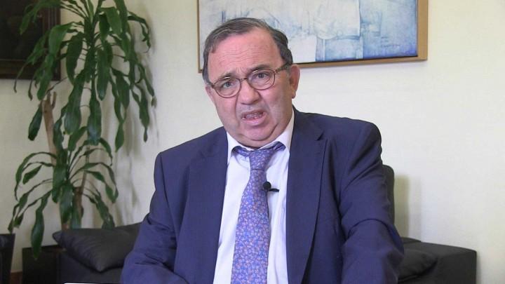 Palabras del rector sobre reubicación de servicios centrales