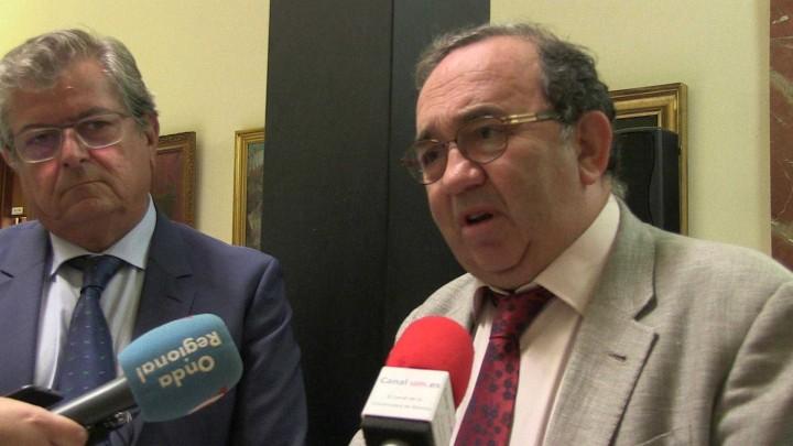 Firma convenio de la UMU con Colegio Oficial de Economistas de la Región de Murcia