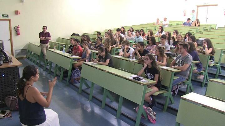 2º jornada de bienvenida a los alumnos de Veterinaria