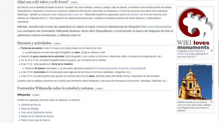 Congreso sobre Wikimedia