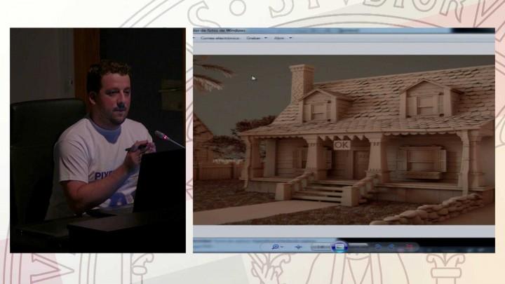 Presentación Grado Propio Modelado y Animación 3D